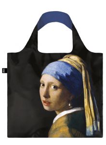 Torba LOQI VERMEER Girl with a Pearl Earring
