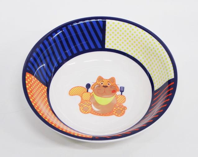 Pop Kot Zestaw Naczyń Z Porcelany Dla Dzieci